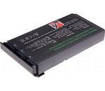 Baterie T6 power Dell 312-0334, 4600 mAh, šedá