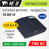 Externí baterie T6 ME III (38 Wh)